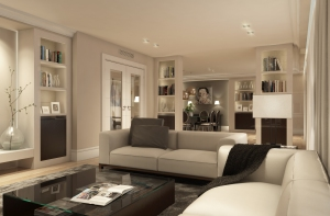 18 brand new apartments in the upmarket Chamberi district of Madrid.