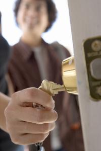 Keys - door